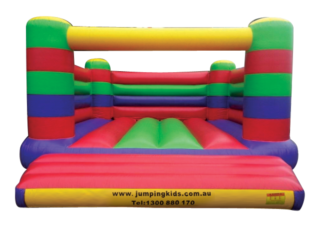 supa-bounce-castle