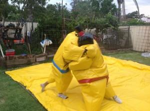Sumo Suits
